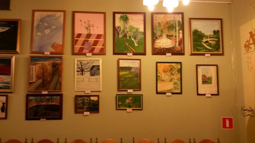 Картинная выставка