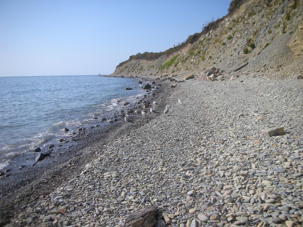 Макопсе фото поселка и пляжа 2018
